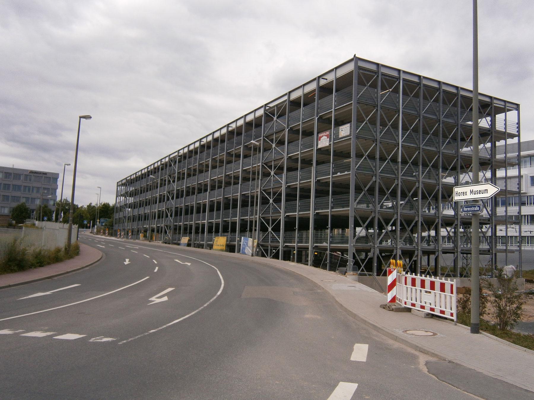 Parkhaus Rathaus Bad Homburg
